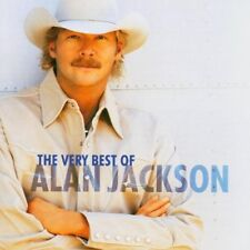 ALAN JACKSON - THE VERY BEST OF: CD ALBUM (2004)