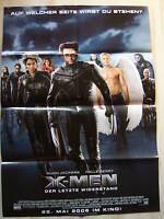 X-MEN - DER LETZTE WIDERSTAND - Teaser Filmplakat A1