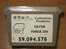 KIT FIXATION POUR  HAYON FIAT PANDA 2004 - 59094578