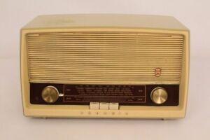 Grundig Type 88 Röhrenradio Rundfunkempfänger Musikgerät Tischgerät vintage 60er