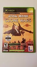 Star Wars: The Clone Wars / Tetris Worlds Online Edition Combo  (Xbox, 2003)