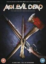 Ash VS Evil Dead Season 1 2 Series One Two DVD