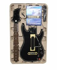 Guitar Hero Live Bundle PS4 Sony VIDEOGAME + GUITAR CONTROLLER + CONT. BATTERIES
