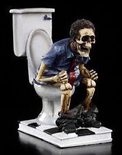 Skelett Sit To Long On Toilette Home DEKO