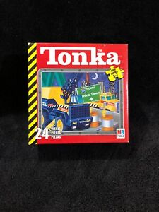 Unopened 2002 Tonka 24 Piece MB Puzzle