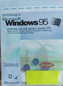 Microsoft Windows 95 mit USB-Unterstützung neu