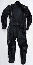Top DAINESE Ducati Gr. 42 Zweiteiler Lederkombi schwarz zweiteilig Leather Suit
