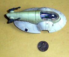 "Boba Fett's Slave I starship, from ""Star Wars: The Empire Strikes Back by Kenner"
