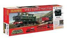 R1173 Hornby Western Master Model Electric Train Set with eLink Unit OO Gauge