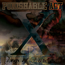 PUNISHABLE ACT - X (CD) NEU Hardcore 2018 Oldschool Rykers Risk It!  Madball AF