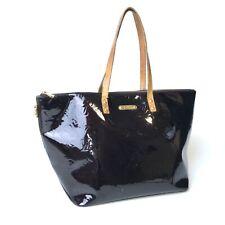 Louis Vuitton Bellevue GM Vernis tote bag Violette M93588 Used 3284-10T7
