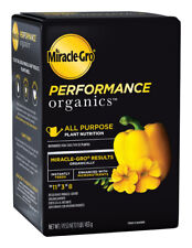 Miracle-Gro  Performance Organics  All Purpose Plant Food  1 lb.
