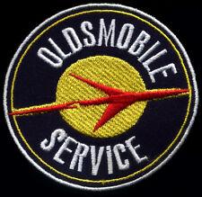 Oldsmobile Patch Sales Service Rocket 88 Hot Rod Classic Car