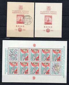 CZECHOSLOVAKIA   1946+ , MNH / MH