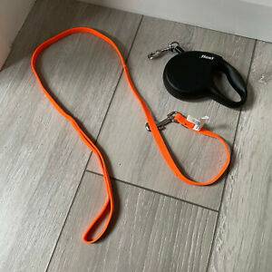 3m Stretchy Pet Lead Adjustable Cat Leash Dog Restrain Extending Puppy Kitten
