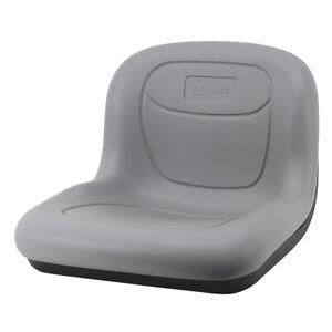 Gray Exmark Seat 1-5171