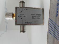 Anritsu Wiltron 87A50 VSWR BRIDGE