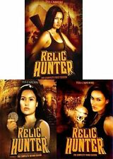 Relic Hunter Complete DVD Set Collection TV Show Series Season 1 2 3 Lot Episode