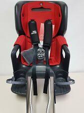 Britax Römer Jockey³ Comfort Fahrradsitz (9-22kg) blau-rot XB3320 AS