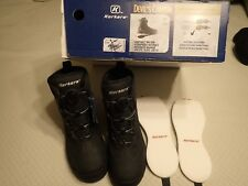 Korkers Devil's Canyon Wading Boot, Klingon Sole w/ Felt extra New w/ Box Size 8