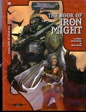 D20 SWORD & SORCERY THE BOOK OF IRON MIGHT