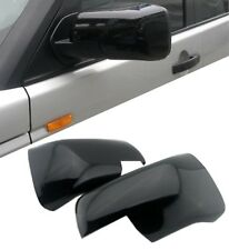 RANGE ROVER SPORT SIDE WING MIRROR COVER PAIR GLOSS BLACK 05-09 HIGH QUALITY