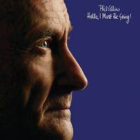 PHIL COLLINS - HELLO,I MUST BE GOING!  VINYL LP NEW!
