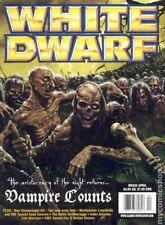 GW WHITE DWARFT #255 INDEX ASTARTES,WARRIORS OF OLD,THE RED TERROR, MAG