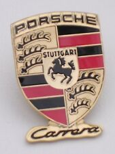 Porsche Carrera Lapel Tie Pin Badge