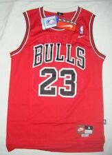 Canotta nba basket maglia Michael Jordan jersey Chicago Bulls retro S/M/L/XL/XXL