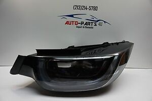 poor conditions 2014 2016 BMW i3 LH AFS DYNAMIC LED HEADLIGHT OEM 2015 #90073028