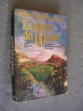 STEPHEN R. DONALDSON - LA GUERRA DEI GIGANTI - LIBRO 2 - MONDADORI -LIB63