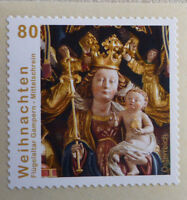 2015 Austria Christmas - The Winged Altar of Gampern, Retable mint stamp