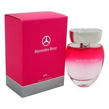Mercedes-Benz Rose by Mercedes-Benz for Women - 3 oz Edt Spray