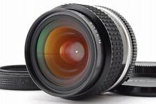 【MINT】Nikon Nikkor Ais 24mm f/2 w/ Hood From Japan 109