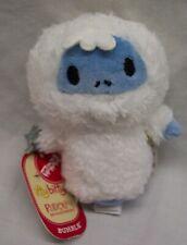 "Hallmark Itty Bittys Rudolph Bumble The Abominable Snowman 4"" Stuffed Animal New"