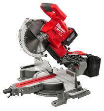 "Brand NEW Milwaukee M18 Fuel 10"" Sliding Compound Miter Saw Kit 2734-21HD"