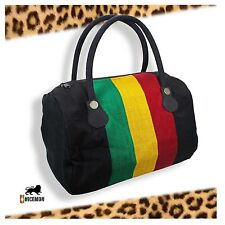 Ladies Empress Handbag Boho Hippie Rastafari Rasta Reggae Marley Hawaii IRIE