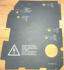 1984 Apple Macintosh 128K M0001 EARLY GREY Analog Board Power Supply Shield RARE