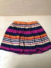 Gymboree Fashionable Fox Girls Striped Knit Skirt Size 10