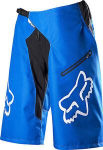 Fox Racing Demo DH Downhill Short Blue