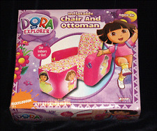 DORA Giant Inflatable Chair & Ottomon / Dora Furniture NEW!