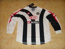 Udinese Soccer Jersey Italy Coppa Italia Football Shirt Maglia Maillot Trikot