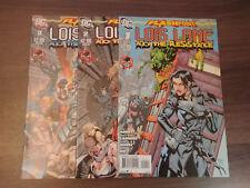 Flashpoint Lois Lane and the Resistance (DC 2011) #1-3 Set Abnett Lanning Nunez