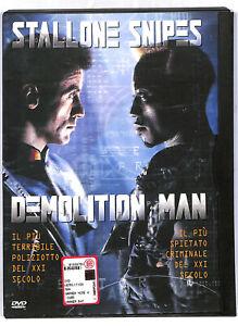 EBOND Demolition Man DVD Snapper  D574621