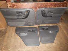 Jeep Cherokee XJ 97-01 Complete Interior Door Panel Set Agate FREE SHIPPING