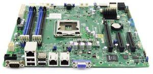 Supermicro Intel Socket Sockel LGA1150 H3 Micro ATX Server Motherboard DDR3 C222