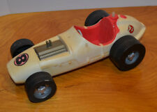VINTAGE GHOSTBUSTERS ECTO-500 OPEN WHEEL RACE CAR VEHICLE FOR ACTION FIGURES 89