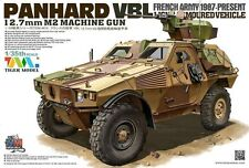 Tiger Model 4619 1/35 French Panhard VBL Light Armoured Vehicle w/12.7mm MG