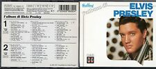 ELVIS PRESLEY BOX 2 CD L'ALBUM DI made in GERMANY 1986 serie FLASHBACK Italy